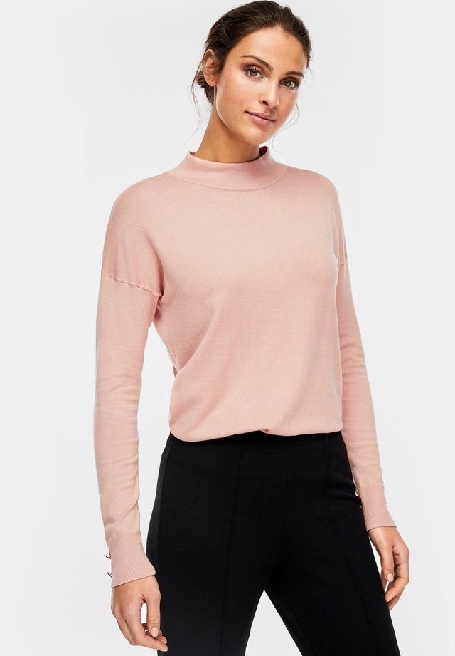 Strickpullover - blush