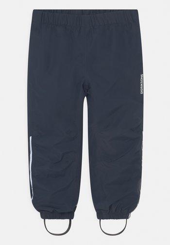 VIN UNISEX - Snow pants - navy