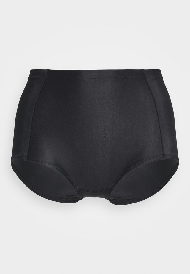 COOL COMFORT AT WAIST BRIEF - Shapewear - black