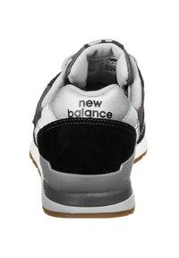 New Balance - Matalavartiset tennarit - black - 3