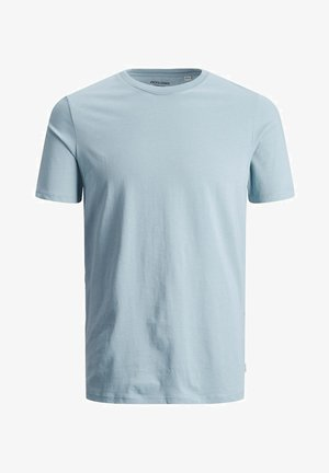 Basic T-shirt - faded denim