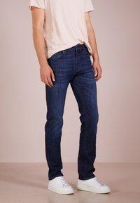 BOSS - MAINE - Straight leg jeans - navy - 0