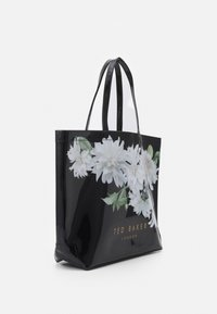 Ted Baker - LEXICON CLOVE LARGE ICON - Tote bag - black - 1