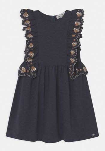 ROBEG - Jersey dress - marine