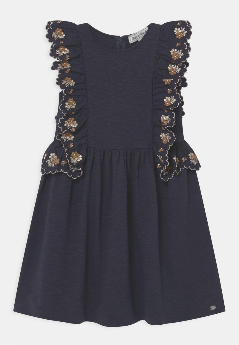 Tartine et Chocolat - ROBEG - Jersey dress - marine