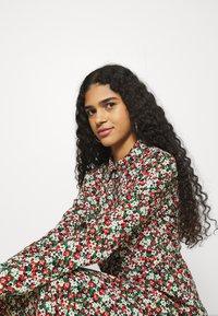 Mavi - PRINTED DRESS - Maxi dress - red flower print - 3