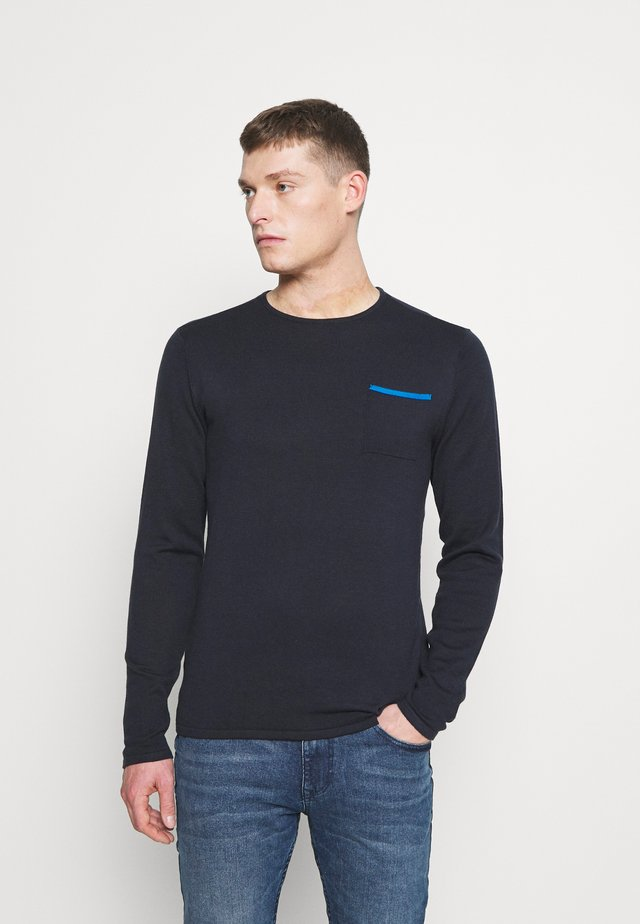 Maglione - deep navy