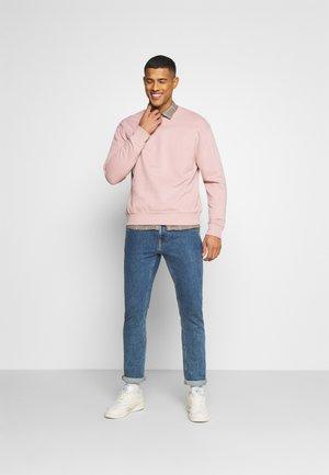 CREW 2 PACK - Sweatshirt - black, pink