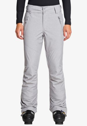 Skibroek - heather grey