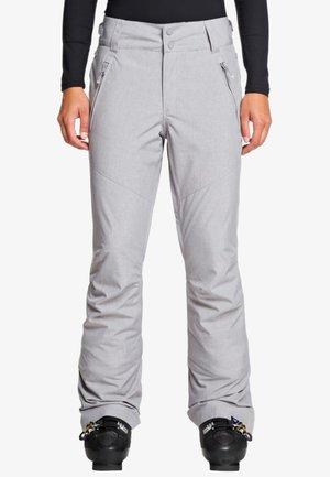 Snow pants - heather grey
