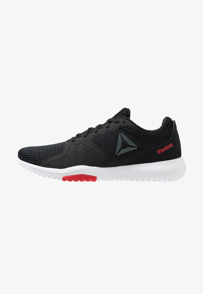Reebok - FLEXAGON FORCE TRAINING LIGHT SHOES - Scarpe da fitness - black/true grey