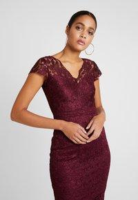 Sista Glam - CALAIS - Cocktail dress / Party dress - berry - 4