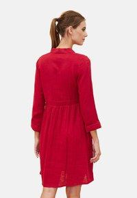 La Fiancée du Mékong - GAREN - Day dress - red - 1