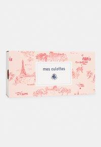 Petit Bateau - PARIS PRINT 5 PACK - Briefs - multi-coloured/off-white - 4