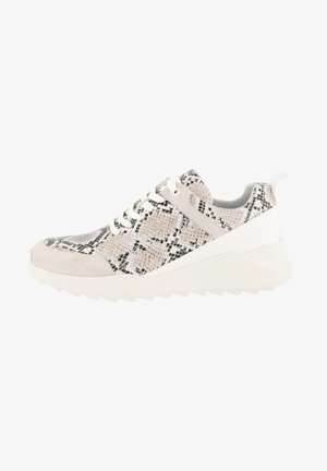 WITHNELL - Sneakers laag - snake white