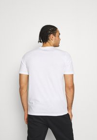 Under Armour - PRIDE COURAGE - Print T-shirt - white - 2
