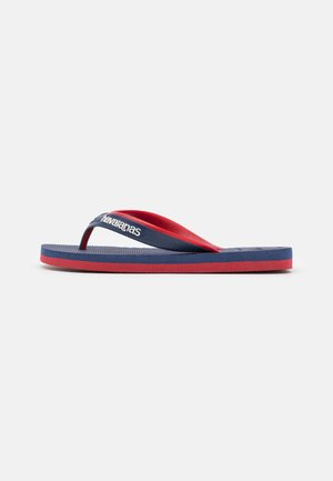 CASUAL - Pool shoes - navy blue