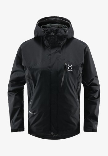 ASTRAL GTX JACKET - Hardshell jacket - true black