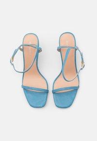Even&Odd - High heeled sandals - blue - 5