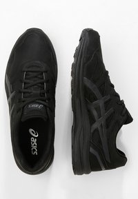ASICS - GEL-MISSION 3 - Kävelykengät - black/carbon/phantom - 1