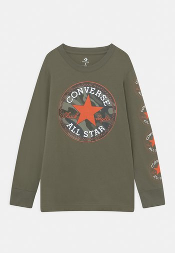 CAMO FILLED CHUCK PATC TEE - Langarmshirt - multi-coloured