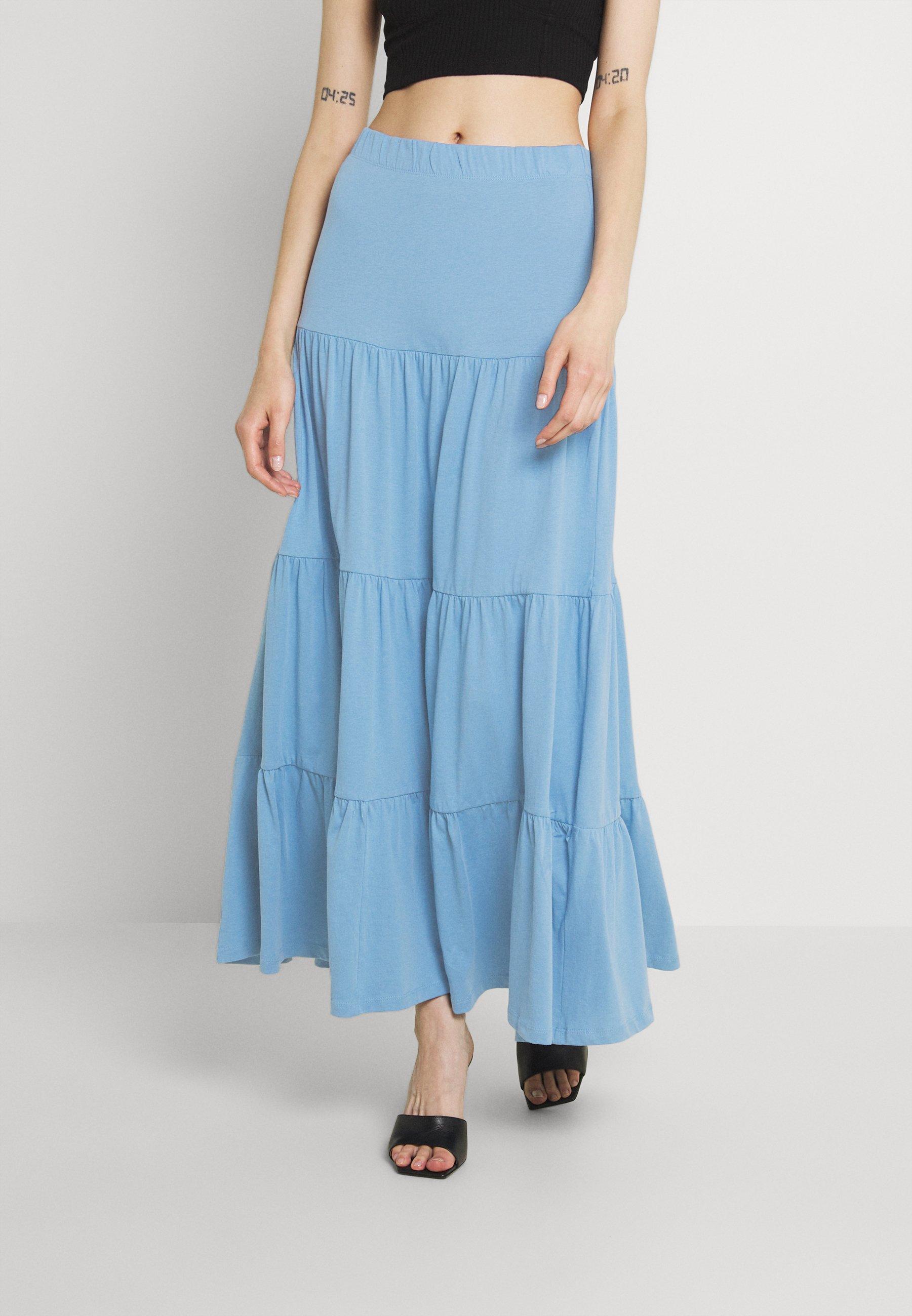 Women ONLMAY LIFE SKIRT - Maxi skirt