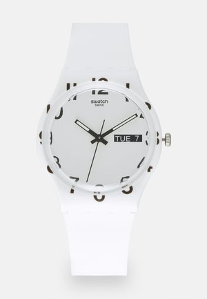 OVER  - Orologio - white