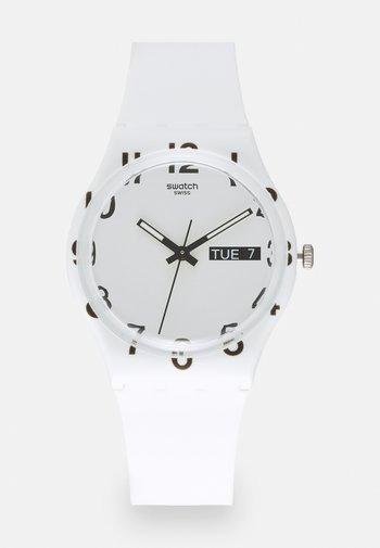 OVER  - Reloj - white