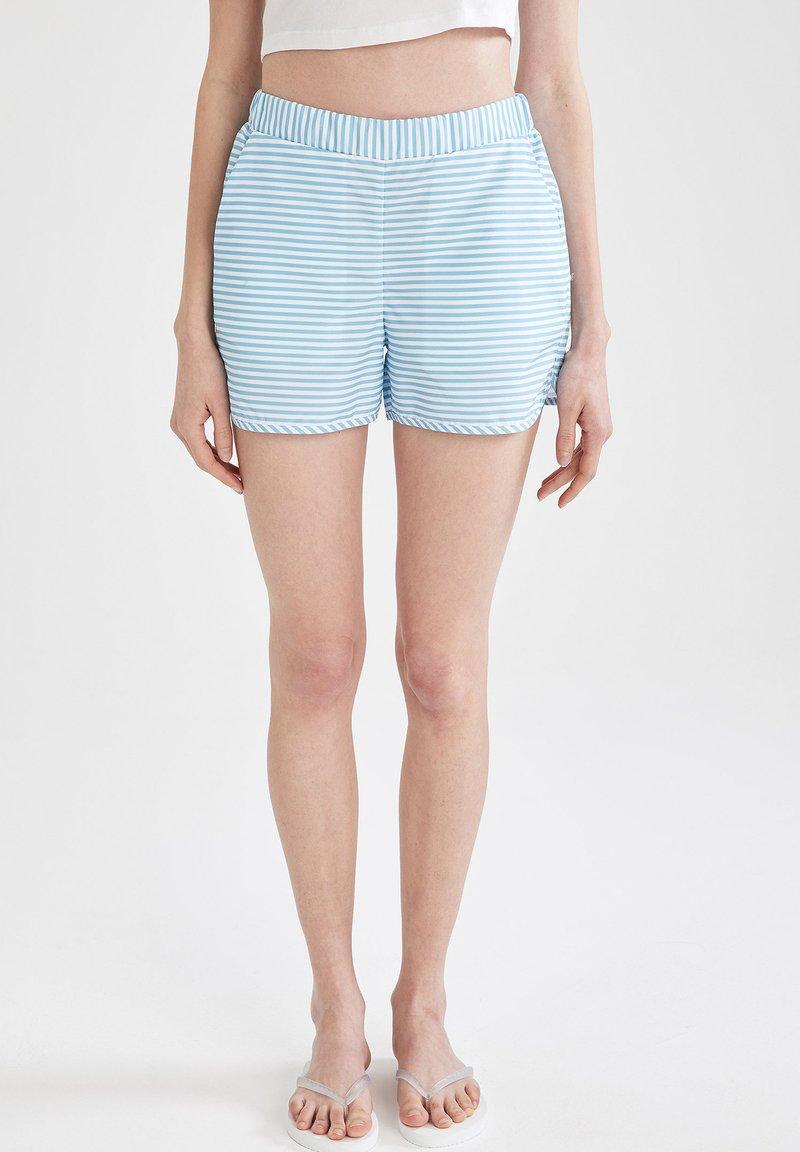 DeFacto - Swimming shorts - blue