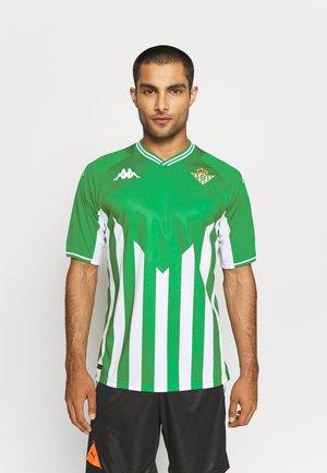 BETIS SEVILLA HOME - Klubové oblečení - green