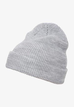 Čepice - heather grey