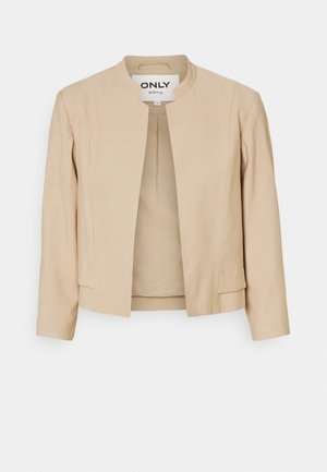 ONLEMMIE SHORT - Blazer - white pepper