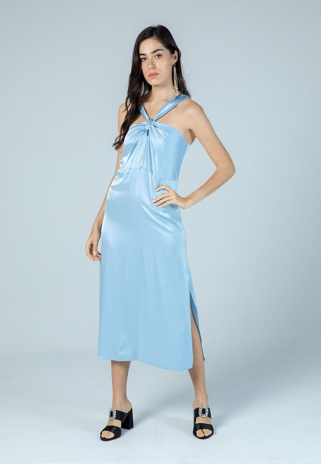 GLORIA  - Cocktail dress / Party dress - light blue