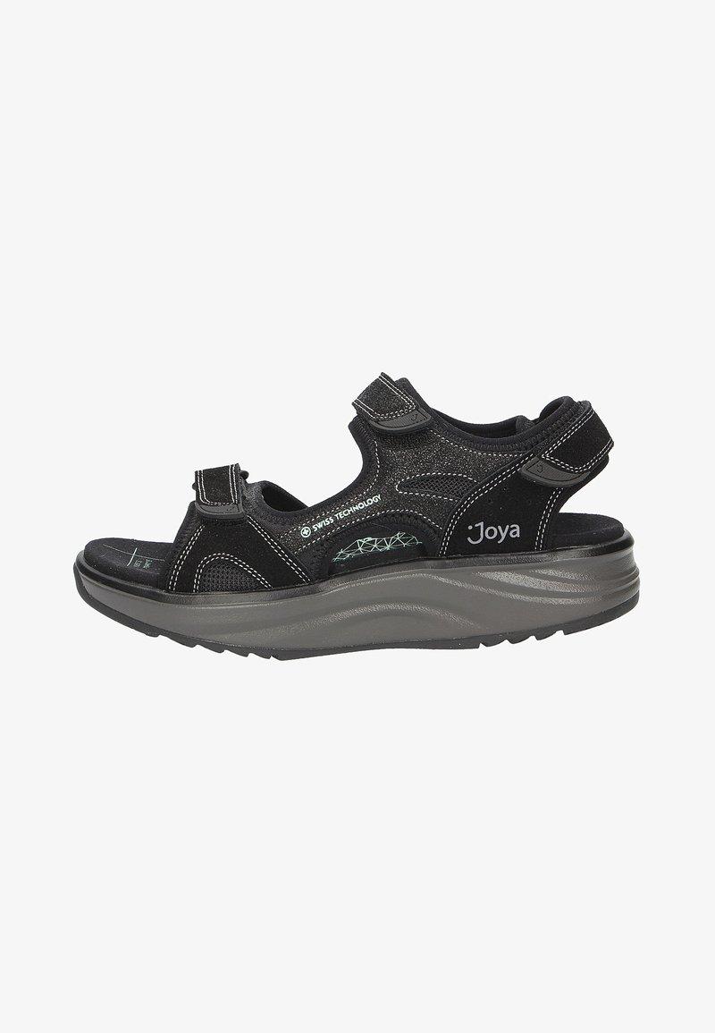 Joya - Platform sandals - schwarz