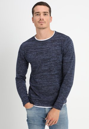 ALABAMA ROUND - Jumper - navy