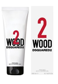 Dsquared2 Fragrances - 2 WOOD DUSCHGEL - Shower gel - - - 1