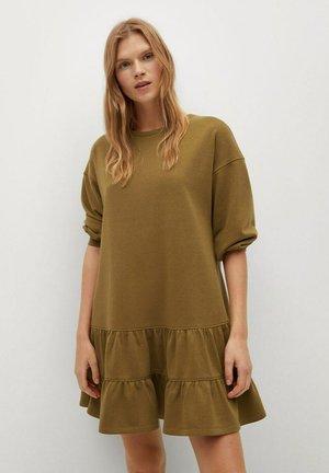RODRI - Jumper dress - olive
