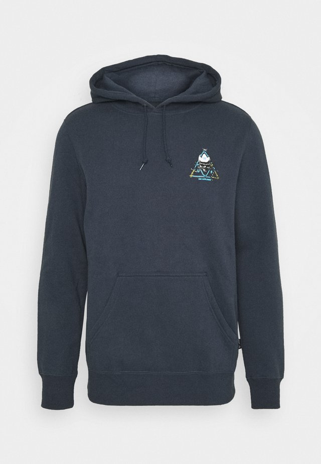 HOODIE - Mikina s kapucí - french navy