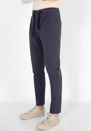 Trousers - greyish blue