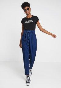 G-Star - GRAPHIC  - Print T-shirt - black - 1