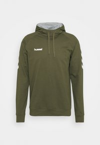 Hummel - GO HOODIE - Hoodie - grape leaf - 0