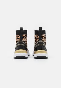 Guess - BAMMIE - Sneaker high - black/brown - 3