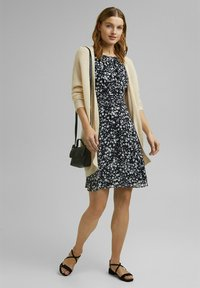 Esprit Collection - Day dress - navy - 1