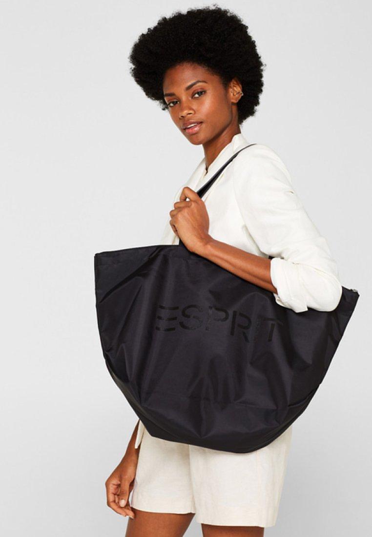 Esprit - Tote bag - black
