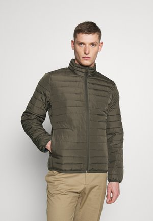 LIGHTWEIGHT PUFFER JACKETS - Light jacket - khaki
