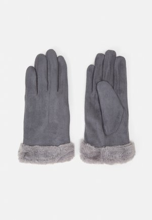 Gloves - charcoal
