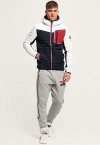 Superdry - Light jacket - white/black - 1