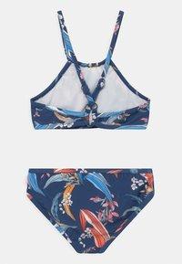 Seafolly - SALTY SUNSET HIGHNECK SET - Bikiny - marine blue - 1