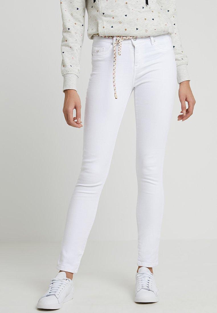 Kaporal - POWER - Slim fit jeans - white denim
