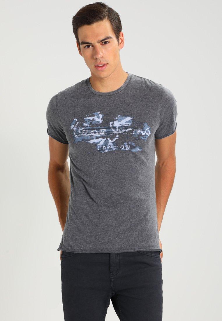 Pepe Jeans - ROBINIA SLIM FIT - T-shirt z nadrukiem - 984